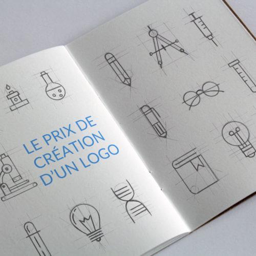 prix création logo